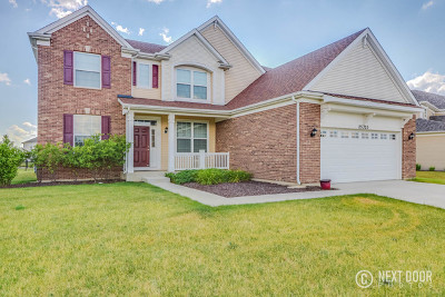 Shorewood Single Family Home For Sale: 25325 Bay Tree Circle