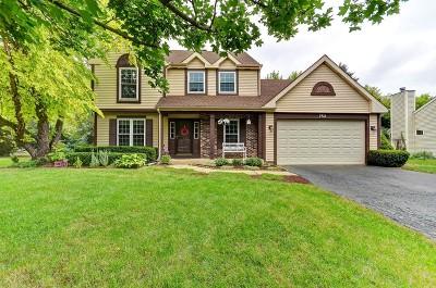 Bartlett Single Family Home Contingent: 752 Crab Tree Lane