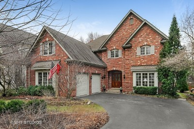 Clarendon Hills Single Family Home For Sale: 22 Woodstock Avenue