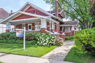 Algonquin Single Family Home For Sale: 9 Washington Street