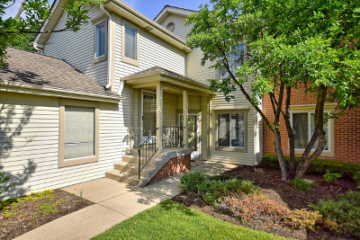 Hinsdale Condo/Townhouse Contingent: 431 58th Place