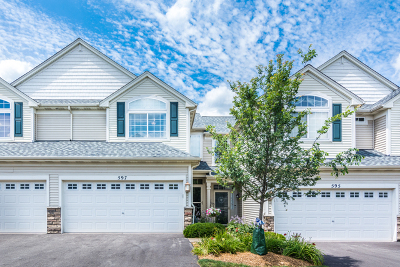 Gilberts Condo/Townhouse For Sale: 597 Telluride Drive
