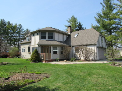 Barrington Single Family Home For Sale: 26166 North Orchard Road