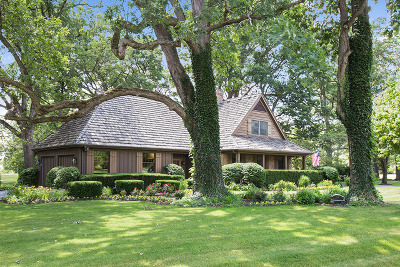 Frankfort Single Family Home Contingent: 618 Prestwick Drive
