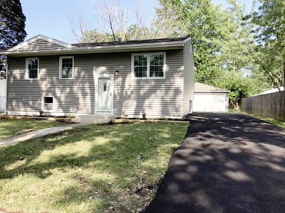 Steger Single Family Home Contingent: 3631 Susan Lane