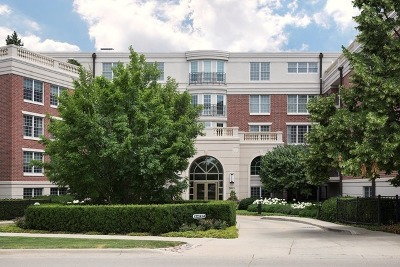 Highland Park Condo/Townhouse For Sale: 2021 St. Johns Avenue #3G
