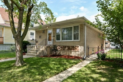 Brookfield Single Family Home Contingent: 9140 Sherman Avenue