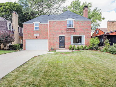 River Forest Single Family Home For Sale: 1530 Franklin Avenue