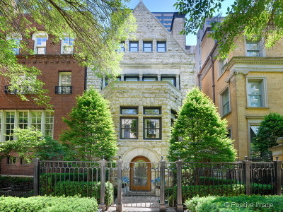 Chicago Single Family Home For Sale: 1443 North Astor Street