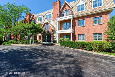 Lake Forest Condo/Townhouse For Sale: 153 East Laurel Avenue #203