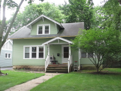 Crystal Lake Single Family Home For Sale: 421 South Oriole Trail
