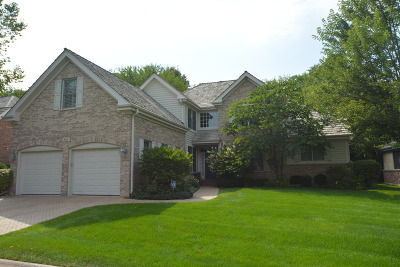 Lake Forest Single Family Home Contingent: 630 Academy Woods Drive