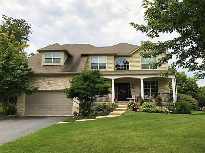 West Chicago Single Family Home For Sale: 1029 Acorn Hill Lane