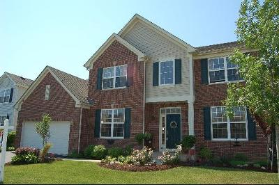 Hoffman Estates Single Family Home Price Change: 6087 Russell Drive