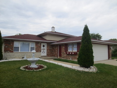 Lansing Single Family Home Contingent: 3436 191st Place