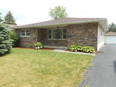 Steger Single Family Home Contingent: 3517 Carpenter Street