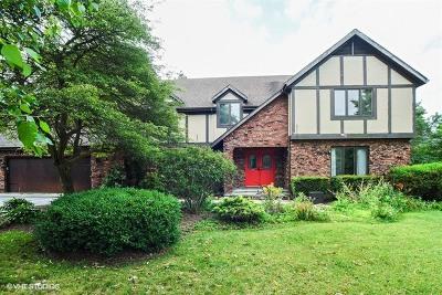 Johnsburg Single Family Home For Sale: 2609 Tivoli Terrace