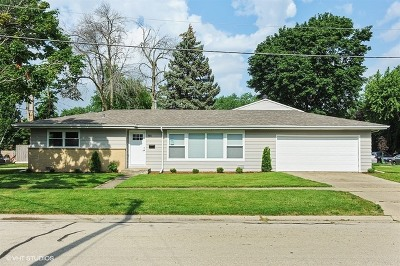 Wheeling Single Family Home Re-activated: 159 Sunrise Drive