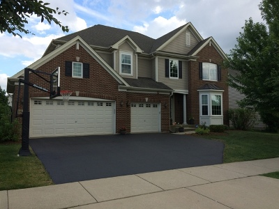 Hoffman Estates Single Family Home For Sale: 5919 Chatham Drive