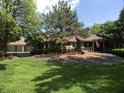 Hanover Park Single Family Home For Sale: 13 Grand Duell Way