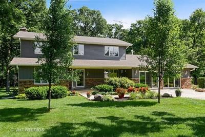 Elburn Single Family Home For Sale: 43w732 Nottingham Drive