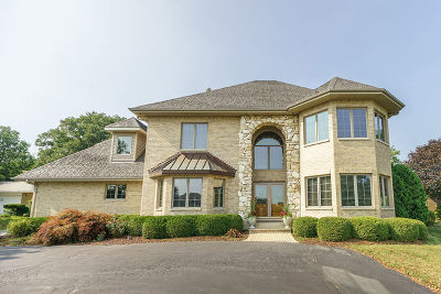 Burr Ridge Single Family Home For Sale: 307 79th Street