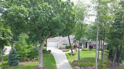 Homer Glen Single Family Home Price Change: 14025 West Austrian Court