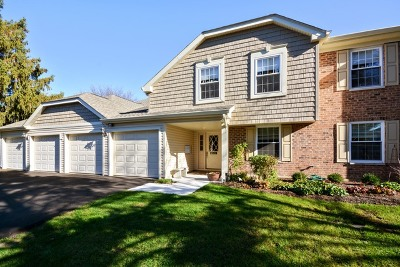 Winfield Condo/Townhouse Contingent: 0n111 Coniston Court #805