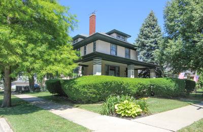 Oak Park Single Family Home For Sale: 545 South Oak Park Avenue
