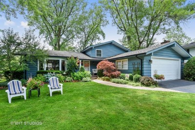 Barrington Single Family Home For Sale: 630 Concord Place