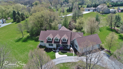 Crystal Lake Single Family Home For Sale: 7131 Foxfire Drive
