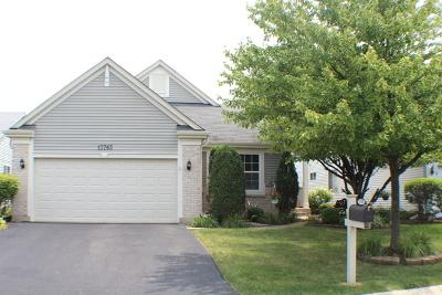 Plainfield Single Family Home Contingent: 13765 South Tamarack Drive