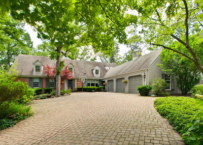 Lake Forest Single Family Home For Sale: 1046 Grandview Lane