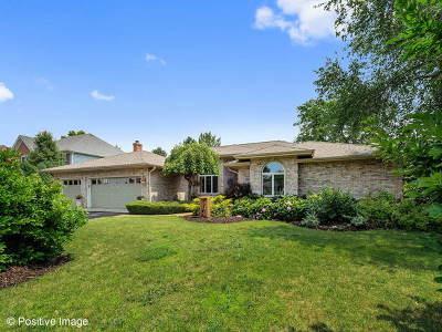 Darien Single Family Home For Sale: 8809 Lake Ridge Drive