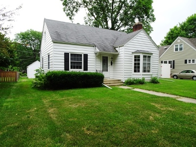 St. Charles Single Family Home Contingent: 1206 South 4th Street