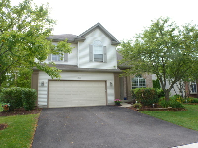 South Elgin Single Family Home Contingent: 512 East Thornwood Drive