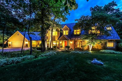 Barrington Single Family Home For Sale: 25166 North Pawnee Road