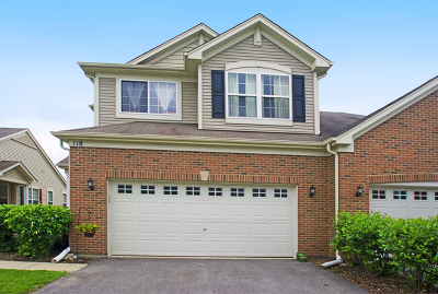 Gilberts Condo/Townhouse For Sale: 118 Regent Drive