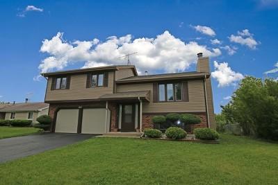 Hanover Park Single Family Home For Sale: 1865 Fulton Lane