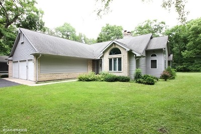 Harvard Single Family Home For Sale: 4118 County Line Road
