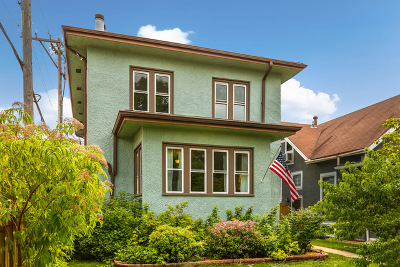 Oak Park Single Family Home For Sale: 512 South Euclid Avenue