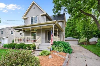 Elburn Single Family Home Contingent: 204 West Reader Street