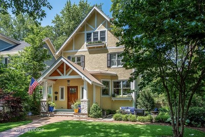 Wilmette Single Family Home Contingent: 1028 Elmwood Avenue