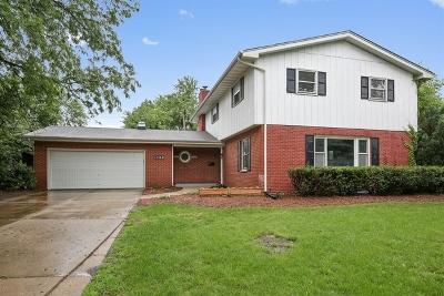 Elgin Single Family Home For Sale: 1509 Maple Lane