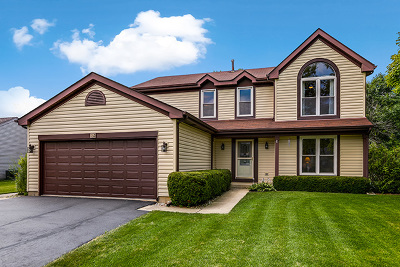 Lake Zurich Single Family Home Contingent: 150 West Harbor Drive
