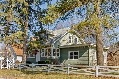 Crystal Lake Single Family Home For Sale: 63 Timberhill Drive