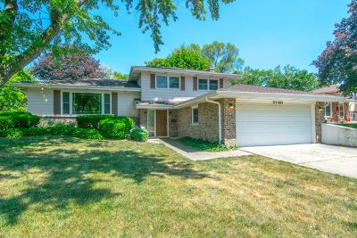 Darien Single Family Home Contingent: 8s065 Grant Street