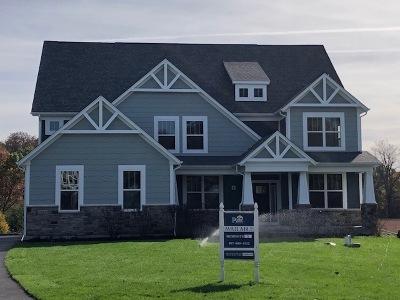 Barrington Single Family Home Price Change: 25565 West Tara Drive