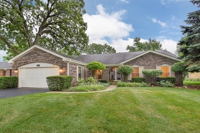 Cress Creek Single Family Home For Sale: 1628 Fox Bend Court