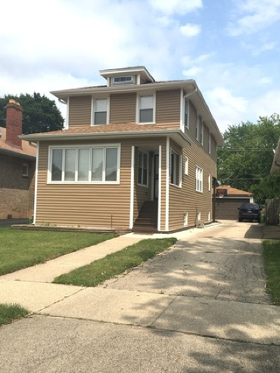 Maywood Single Family Home For Sale: 1935 South 4th Avenue